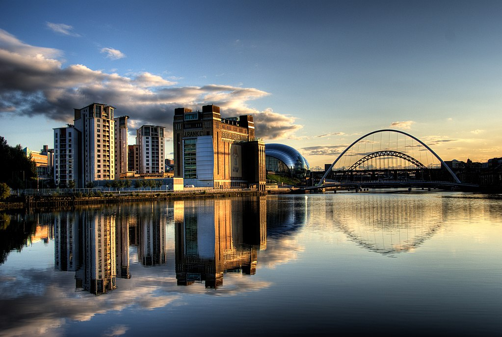 Gateshead 360 and 3D for Business